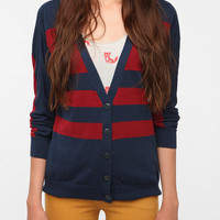 Coincidence & Chance Striped Dolman Sleeve Cardigan