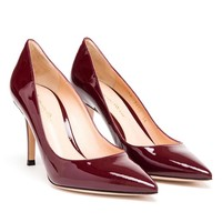 GIANVITO ROSSI | Pointed Leather Pumps | Browns fashion & designer clothes & clothing