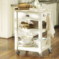 Shayne Bar Cart | Pottery Barn