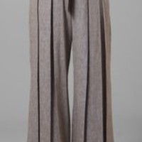 L.A.M.B. Cross Dye Wide Leg Pants