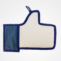 "The Facebook ""Like"" Oven Mitt 