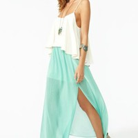 Gemini Maxi Skirt