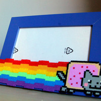 Nyan Cat Picture Frame