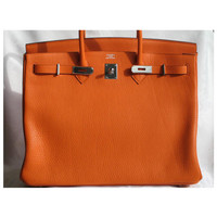 Hermes 40cm Orange Birkin Bag - Hand Bags - Handbags | KoKo Royale