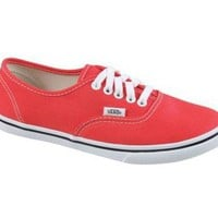Vans Footwear Shoes Women's Casual Sport Shoes Lo Pro Authentic Casual Canvas VN-0GYQ5SH