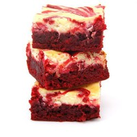 Red Velvet Cheesecake Brownies | Sweet Pea's Kitchen