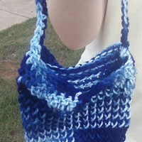 Wild Ivy Design | knit/crochet mash up small purse | Online Store Powered by Storenvy