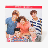 2013 One Direction Calendar