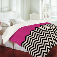 DENY Designs Home Accessories | Bianca Green Follow Your Heart Duvet Cover