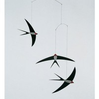 Flensted Mobiles Swallow Mobile - Mobiles - Home Accessories - Category