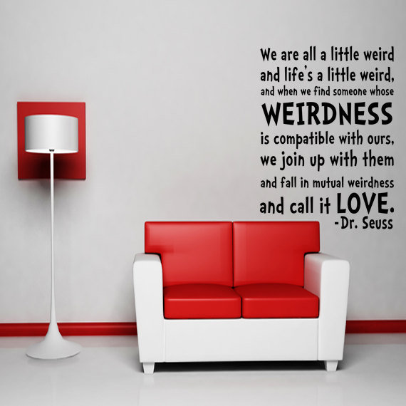Dr seuss wall decal vinyl sticker art from happy wallz wall for Dr seuss wall mural