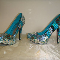 ICE High Heel-BL Custom Designs