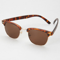 Tortoise Alexander Sunglasses