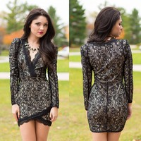 Point of Attraction Dress