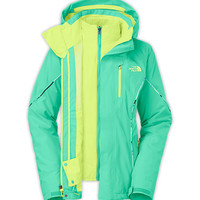 The North Face Women's Jackets & Vests SKIING/SNOWBOARDING WOMEN'S SOFIANA TRICLIMATE® JACKET