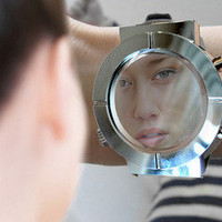 Vanity Mirror Watch | materialicious