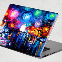 Macbook Front Cover Decal Stickers Keyboard Cover Decals Macbook Pro/Air Keyboard Skin Sticker Laptop Decal Apple Mac Decal---KC162