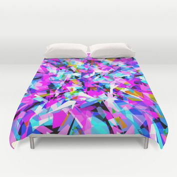 Mix #420 Duvet Cover by Ornaart