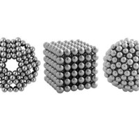 BUCKYBALLS | Bucky Balls, Magnetic Desk Toy, Rare Earth Magnets | UncommonGoods
