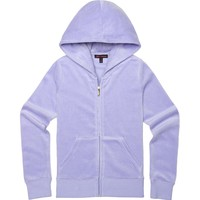 JUICY SHIELD VELOUR JACKET by Juicy Couture,