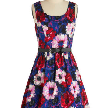 Poppy and You Know It Dress | Mod Retro Vintage Dresses | ModCloth.com