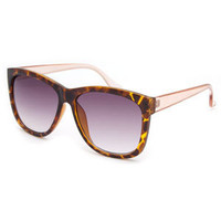 FULL TILT Square Tortoise Sunglasses 204812401 | Sunglasses | Tillys.com