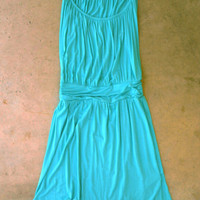 Meadow Field Dress in Jade [2995] - $32.00 : Vintage Inspired Clothing & Affordable Summer Dresses, deloom | Modern. Vintage. Crafted.