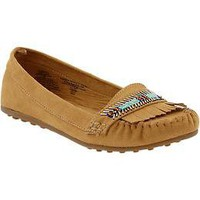Women's Beaded Moccasins | Old Navy