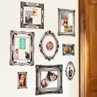 Vintage Picture Frame Decals