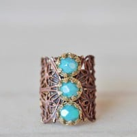 hidden gems indie ring at ShopRuche.com