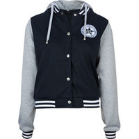 FULL TILT Womens Varsity Jacket 197344210 | Jackets | Tillys.com