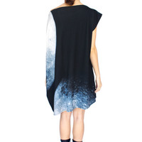Blue Moon Jersey Dress