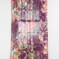 UrbanOutfitters.com > Impressionist Flowers Curtain