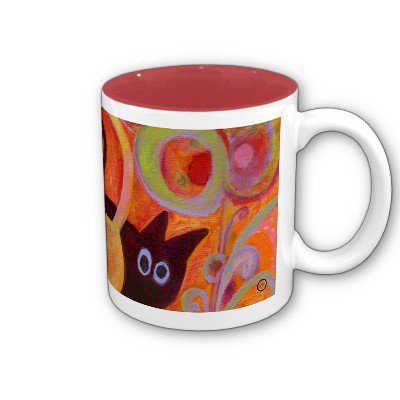tails and cats mugs from Zazzle.com