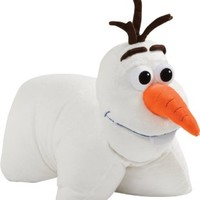 Pillow Pets OLAF Pillow, 18-Inch