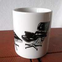 the mod fix ? Eames Lounge Chair Mug