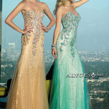 Alyce Paris, Gipper Formal Wear, Prom, Pageant, Homecoming, Cocktail, Tuxedos Alyce Prom 6390 Alyce Paris Prom Prom Dresses, Evening Dresses and Homecoming Dresses | McHenry | Crystal Lake IL