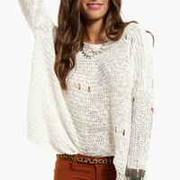 Getting Knitty Sweater $35 (on sale from $50)
