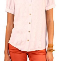 Orange Pekoe Top - Artsycloset