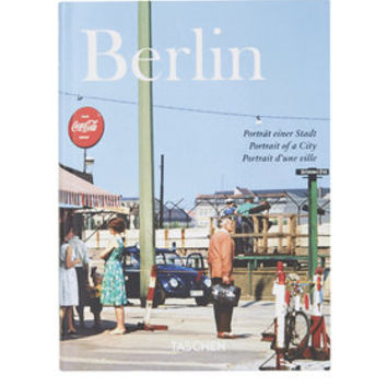 Berlin: Portrait Of A City by Hans-Christian Adam - Multi