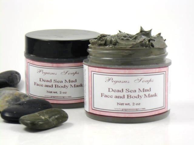 Dead Sea Face And Body Mud Mask Wit.. on Luulla