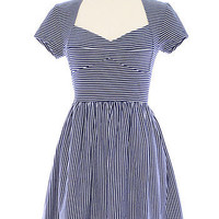 Striped Seven Seas Dress