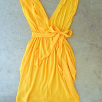 Dancing Saffron Party Dress [3035] - $44.00 : Vintage Inspired Clothing &amp; Affordable Summer Dresses, deloom | Modern. Vintage. Crafted.