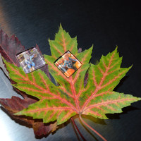 Custom Photo Glass Magnets by Photories on Etsy