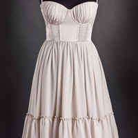 BALLET inspired LOVELY DRESS for feminine / Vintage Look