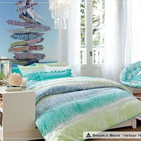 Tie-Dye Ultimate Bedroom | PBteen