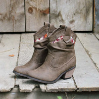 Desert Dust Boots, Sweet Bohamian Boots & Shoes