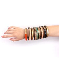 Custom Skinny Bangles by Voz Clothing | Fancy French Cologne