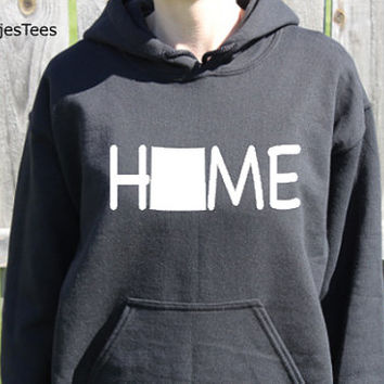 Colorado Home Hoodie, Colorado Sweatshirt, Home State Shirt