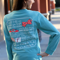 Simply Southern Long Sleeve - Southern Gent